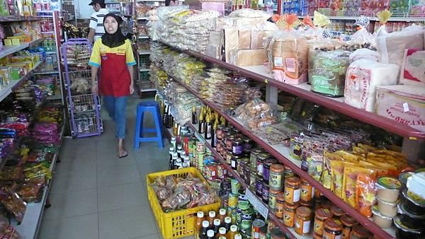 大超市的商品