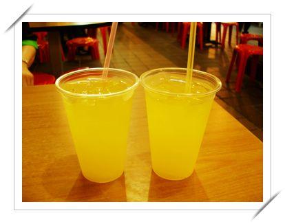 媽媽最愛喝的lime juice