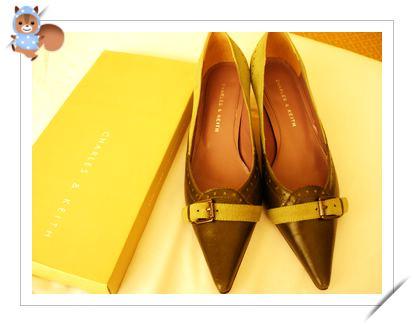 敗家實錄 - charles & keith鞋子
