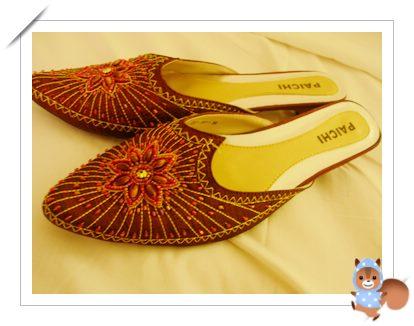 敗家實錄 - 印度拖鞋