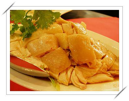 文東記 - 海南雞飯