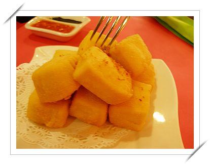 文東記 - 脆滑豆腐