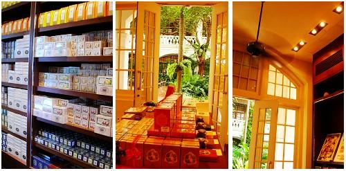 Raffles Hotel - gift shop