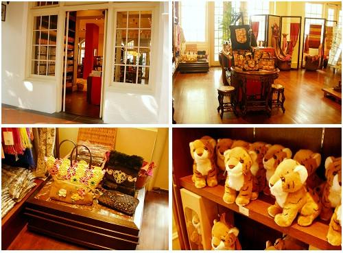 Raffles Hotel - gift shop 2