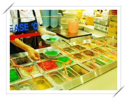 老巴刹 - 賣冰的攤檔