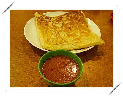老巴刹 - 印度薄餅