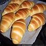 奶油捲麵包
