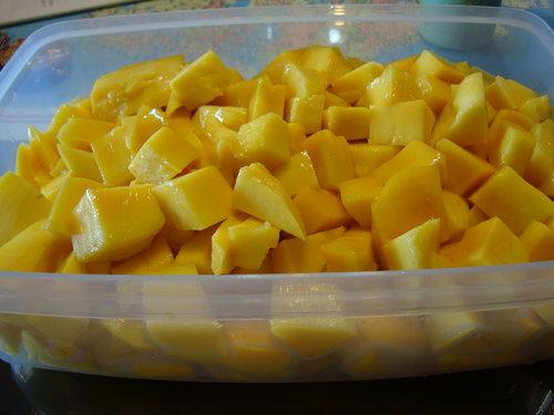 超美味芒果