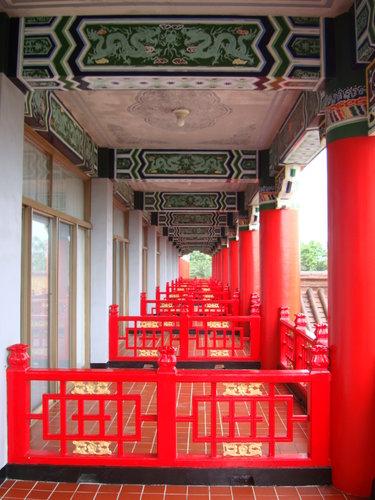 風華老去的高雄圓山飯店