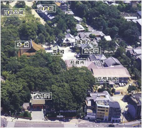 八坂神社地圖2