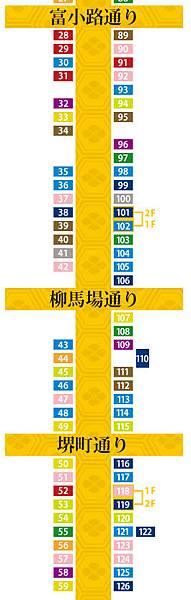 錦市場地圖3