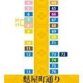 錦市場地圖2
