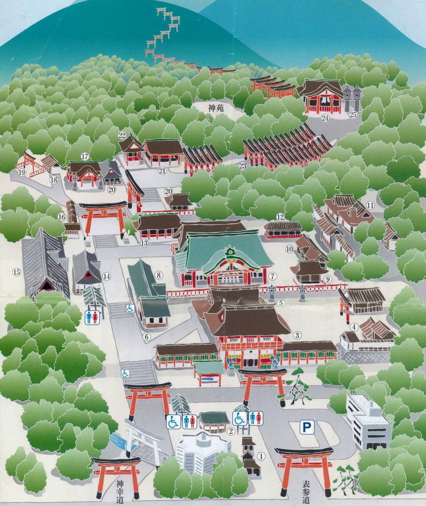 伏見稻荷大社 (1)