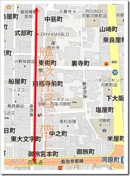 京都地圖四