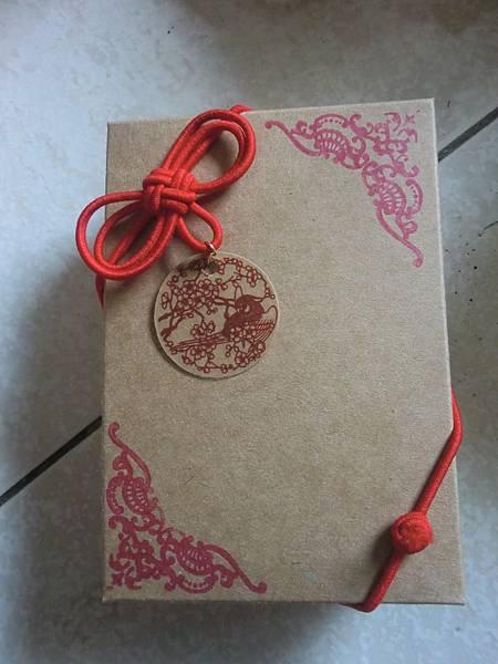 紅色包裝繩