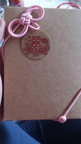 粉色包裝繩