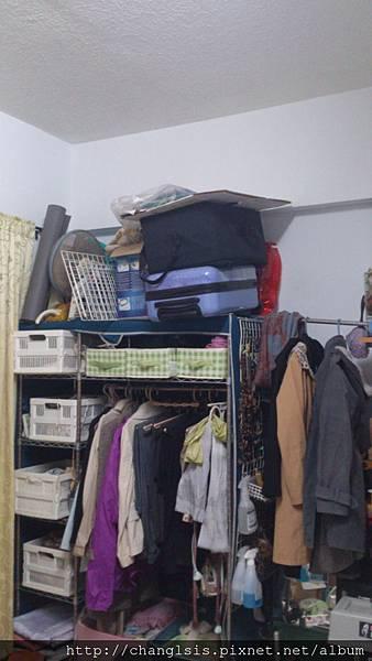 衣櫃的樣子