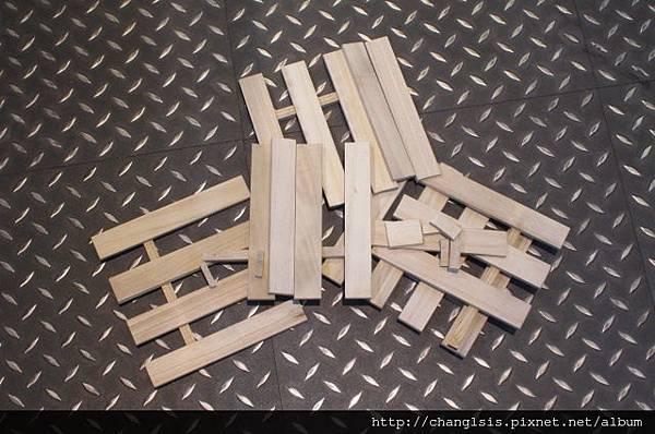 鉅完後木板