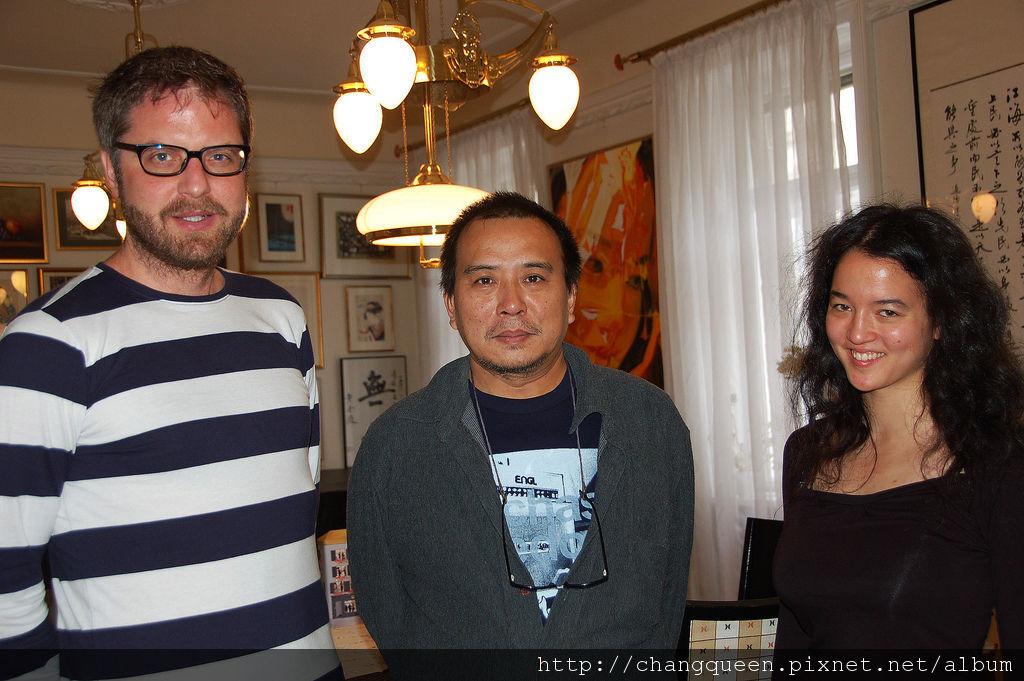 左起:OE1記者導演JULIA (1)-1