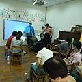 DSCN5072101.10.23-親職溝通-詹翔霖教授-小耶魯安親班