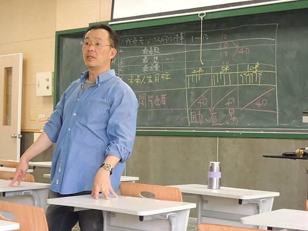 104.04.24-大仁科大-生涯與職場管理與衝突協調-詹翔霖教授