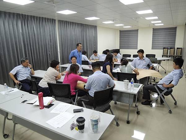 104.08.15-三和合成公司-衝突管理與人際互動關係-詹翔霖教授