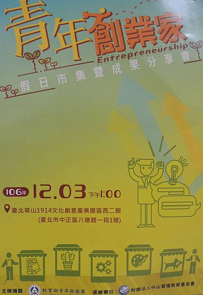 106.12.03-青年創業家-文化創意產業園區-詹翔霖副教授..JPG