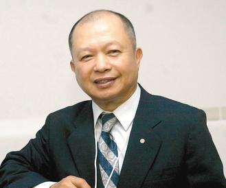 強生運動科技公司董事長蔡樽璿