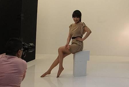 佩甄與強生魔姬拍攝過程-2