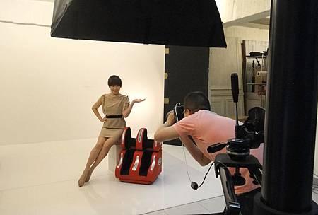 佩甄與強生魔姬拍攝過程-1