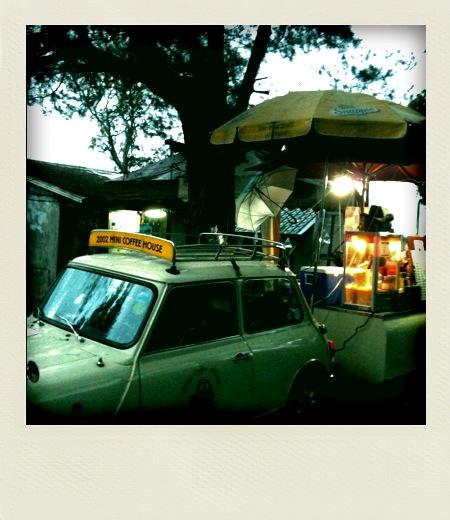 咖啡車‧台東