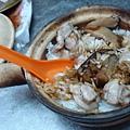 超嫩的滑雞與菇!
