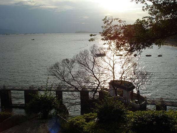以整個廈門灣當自家庭院內海造景