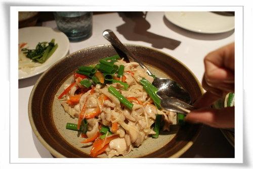 茶樹菌腐乳雞