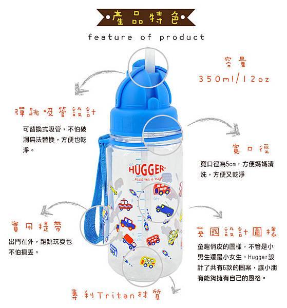 Hugger水壺-2