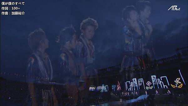 【AB】[1280]ARASHI LIVE TOUR Beautiful World disc1[01-27-19]