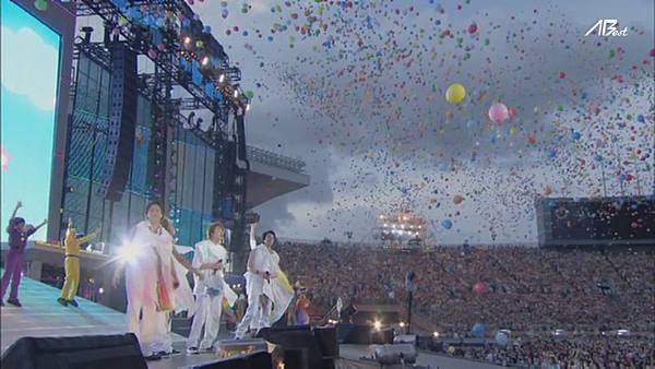 【AB】[1280]ARASHI LIVE TOUR Beautiful World disc1[01-24-50]