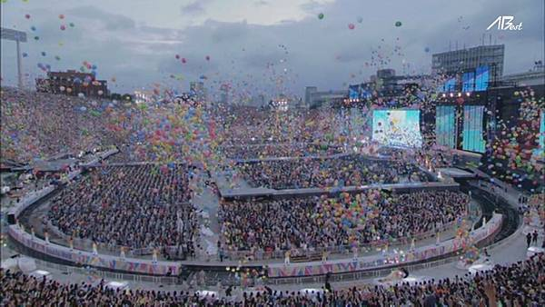 【AB】[1280]ARASHI LIVE TOUR Beautiful World disc1[01-24-07]