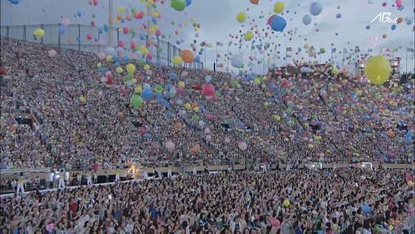 【AB】[1280]ARASHI LIVE TOUR Beautiful World disc1[01-23-53]