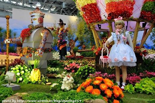 2013花卉設計(爭豔館)-17