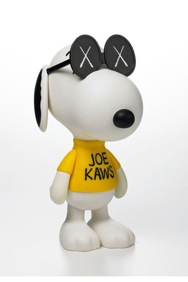 史努比OriginalFake x PEANUTS JOE KAWS Snoopy 聯名 (1).jpg