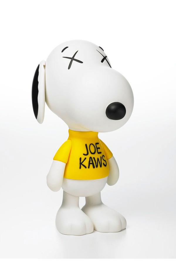 史努比OriginalFake x PEANUTS JOE KAWS Snoopy 聯名 (2).jpg