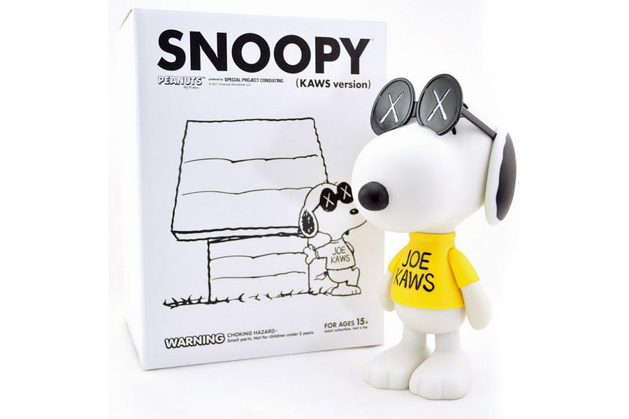 史努比OriginalFake x PEANUTS JOE KAWS Snoopy 聯名 (4).jpg