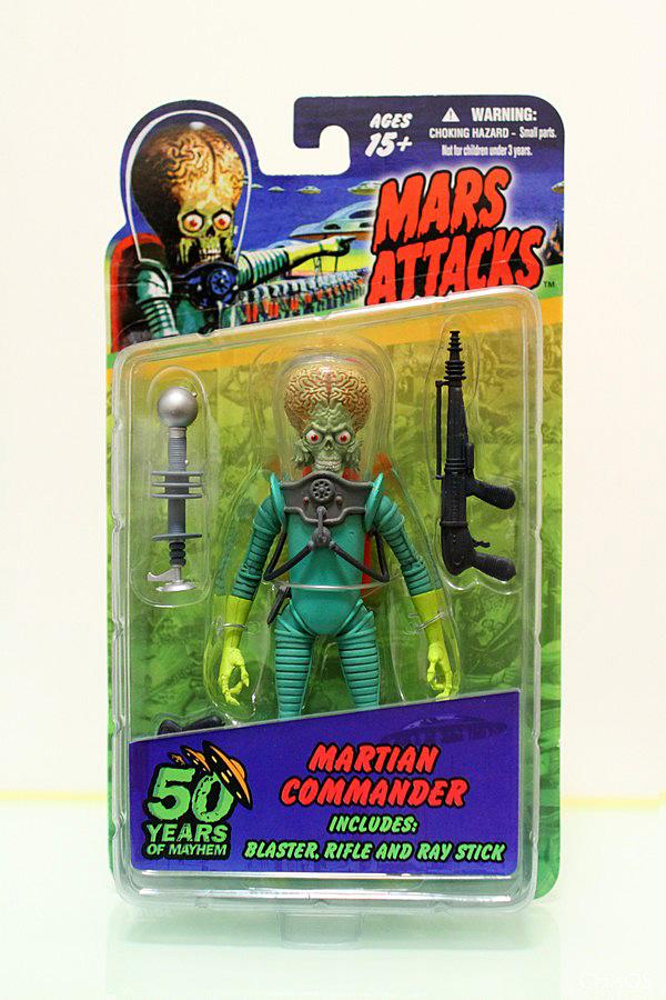 Mars Attacks! 6吋星戰毀滅者 (3)
