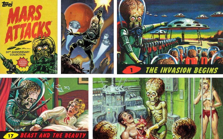 Mars Attacks! 6吋星戰毀滅者 (5)