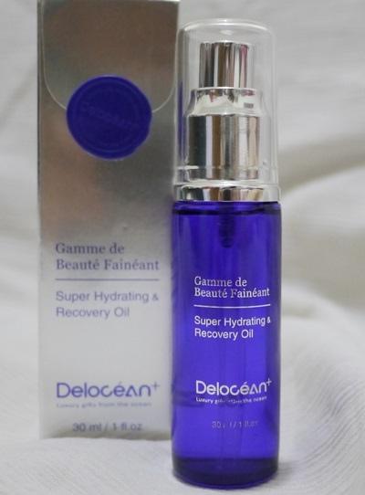 保濕鎖水潤澤肌膚皆在 Delocéan+海洋萃進階╠ 海洋全效精萃油 ╣
