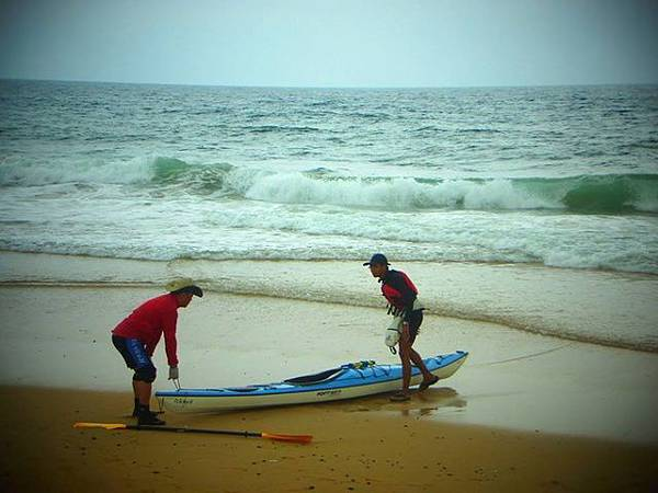 海洋獨木舟