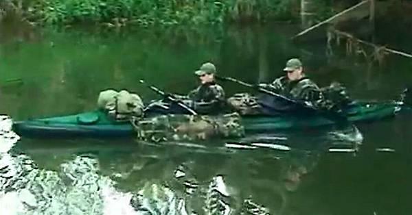 軍規獨木舟1