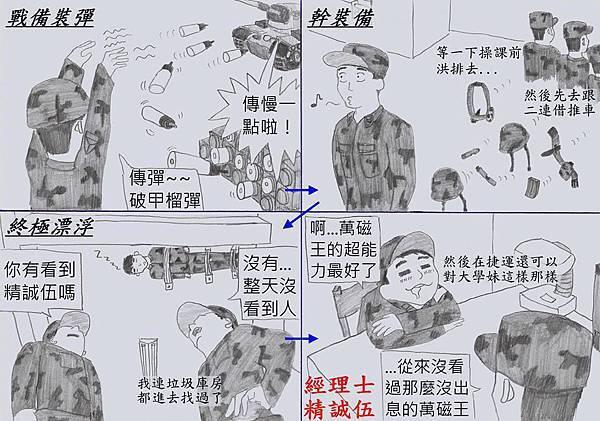漫畫100