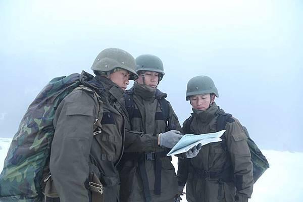 高寒地救援訓練班8